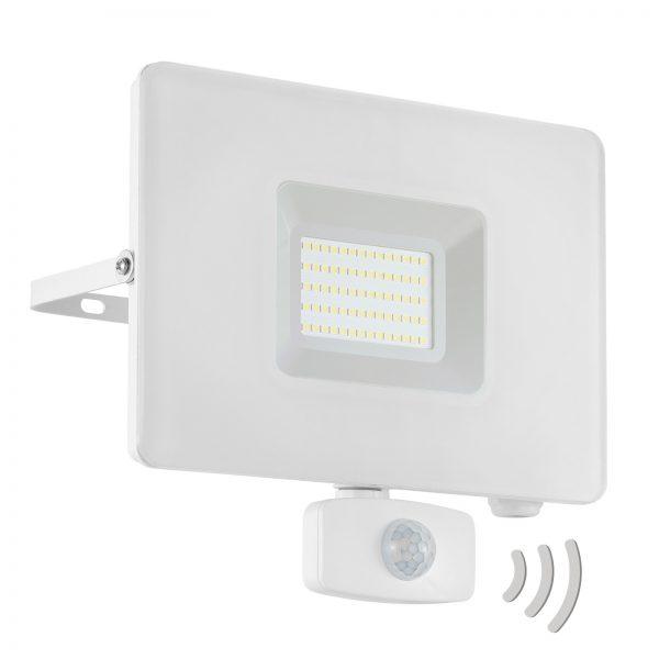 LED-kohdevalaisin ulos Faedo 3, tunnistin, 50 W