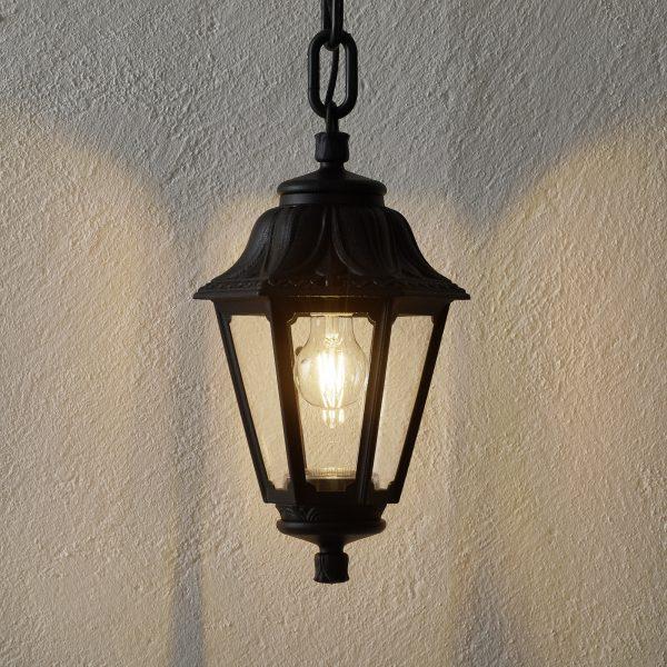 LED-riippuvalo Sichem Anna 6W 2 700 K musta/kirkas