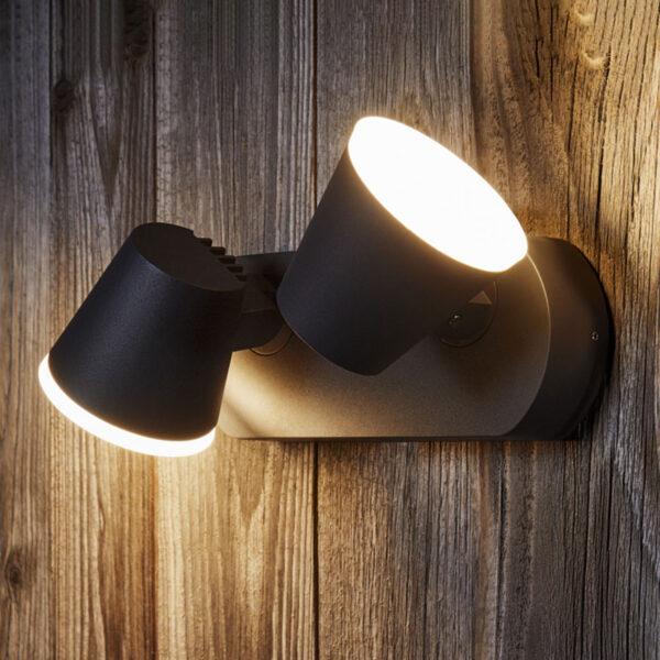 LEDVANCE Endura Style Midi Spot II -ulkovalaisin