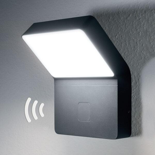LEDVANCE Endura Style Wall Wide Sensor -ulkolamppu