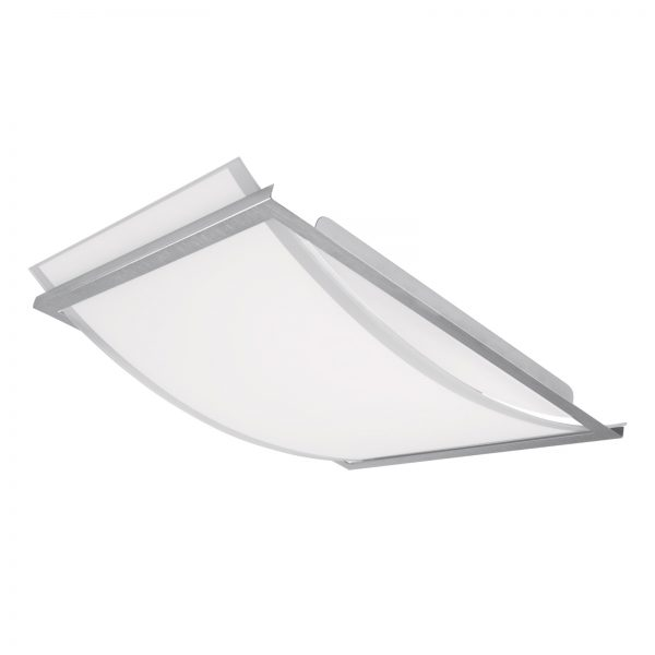 LEDVANCE Lunive Arc -LED-kattolamppu 39x30 4 000 K