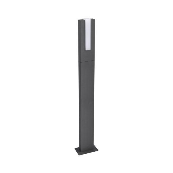 Lucande Virgalia -LED-pylväsvalaisin, 100 cm