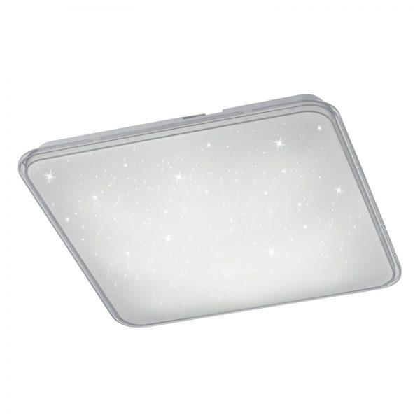 Neliönmuotoinen LED-kattovalaisin Contrast