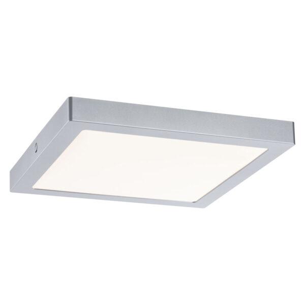 Paulmann Abia -LED-kattovalaisin 30 x 30 cm kromi