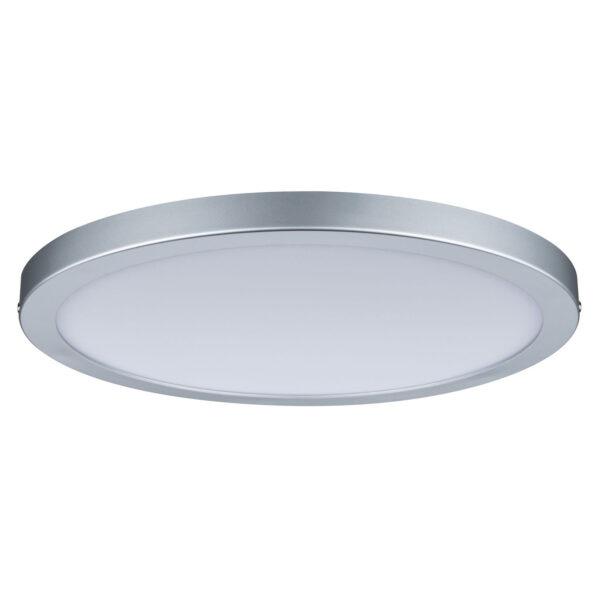 Paulmann Atria -LED-kattovalaisin Ø30cm kromi