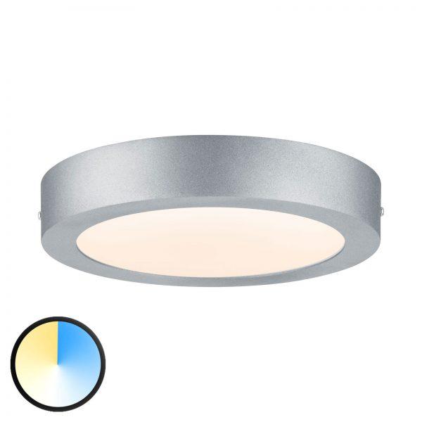 Paulmann Carpo -LED-kattovalaisin pyöreä 22,5 cm