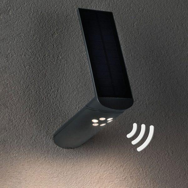 Paulmann LED-ulkoseinävalo Ilias, alumiini