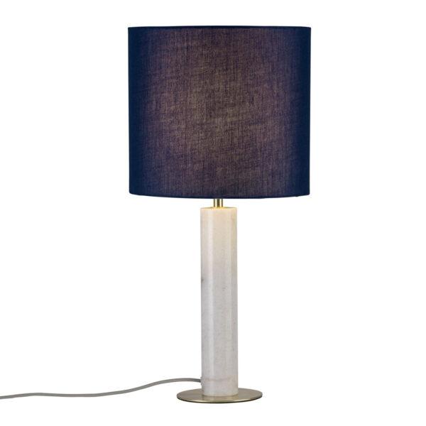 Paulmann Olar -pöytälamppu sininen