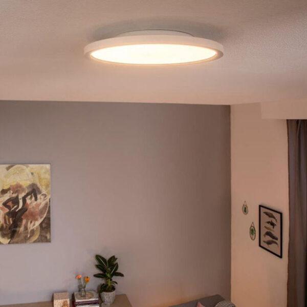 Philips Hue White Ambiance Aurelle LED-paneeli pyö