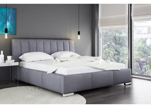 Sänky Milano ylösnostettavalla sängynpohjalla 140x200 cm