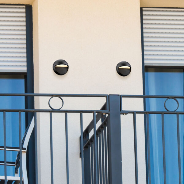 Westinghouse Winslett -LED-seinälamppu, himmennys